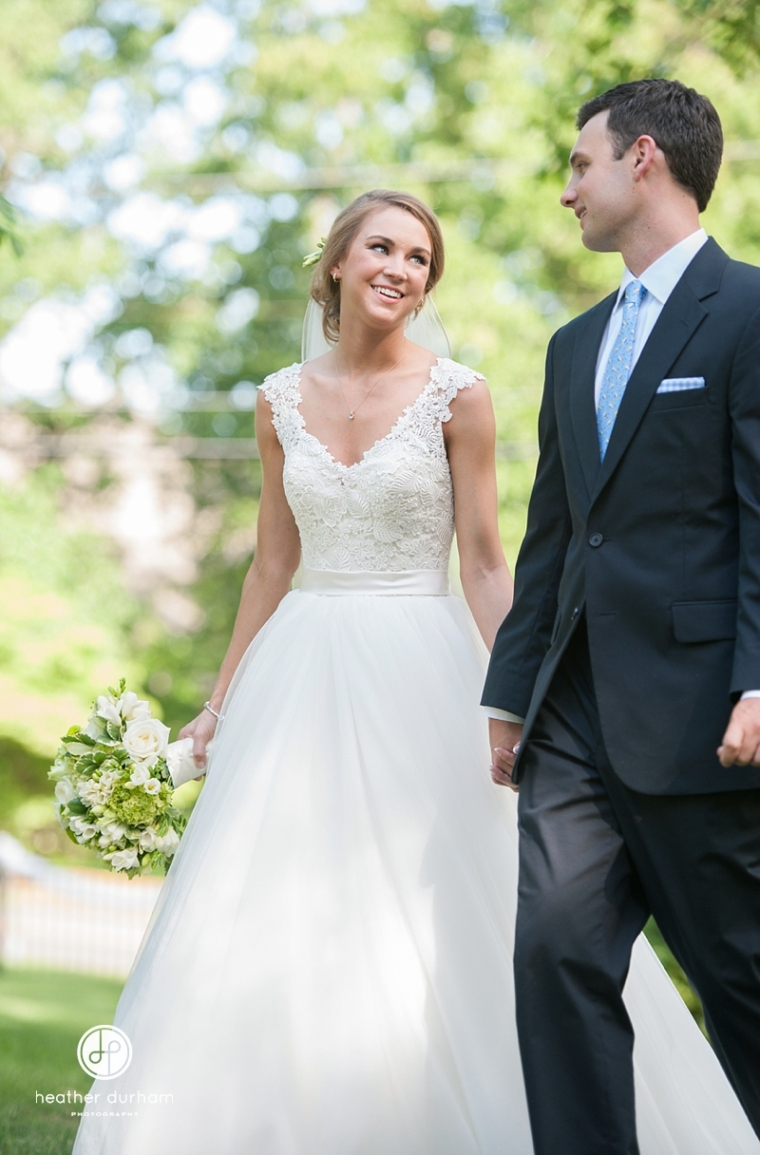 Vestavia estate wedding
