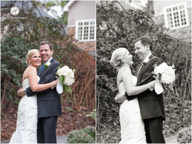 Heather Durham Photography Winter Wedding at Brookwood Baptist, Birmingham AL