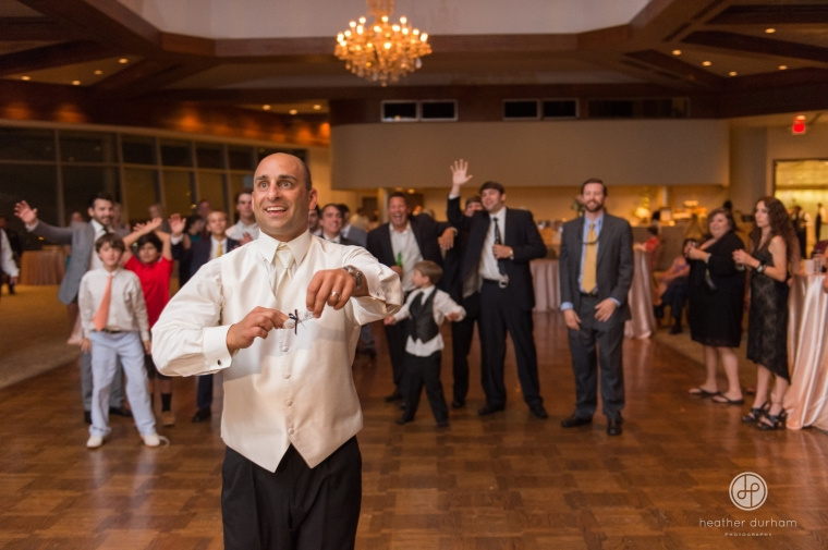 Leslie & John's Birmingham Alabama Wedding, St Elias and The Club