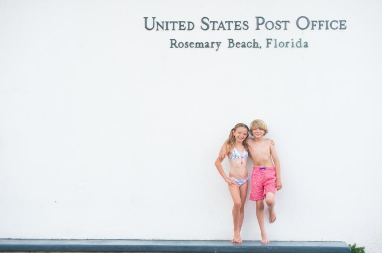 Stars & Stripes Photo Shoot at Rosemary Beach Florida
