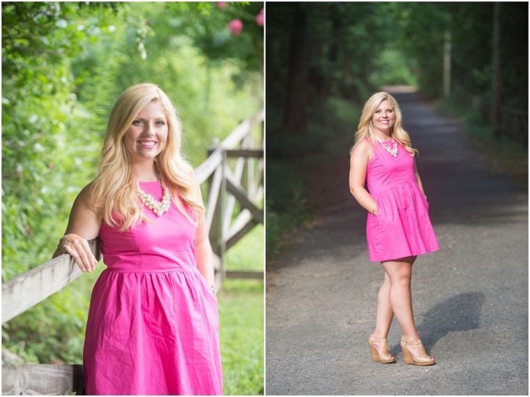 Anna's senior session, high school senior photography