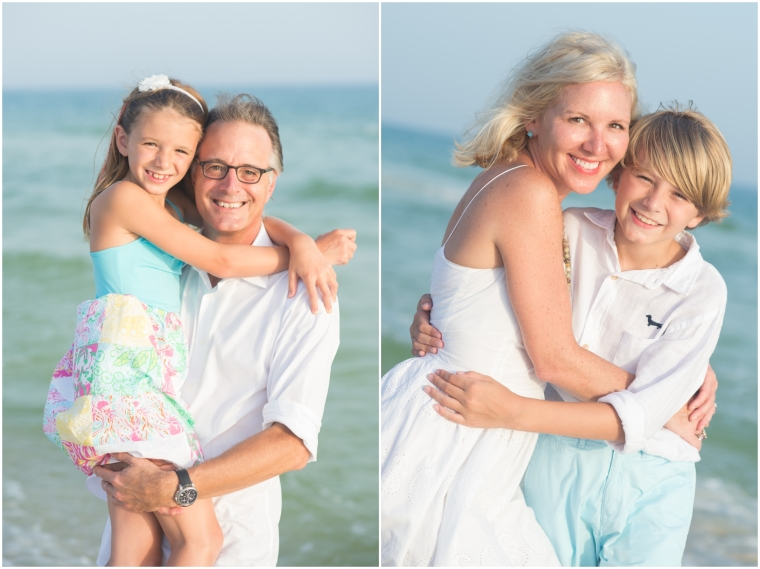 Murdock Family Photo Session at Rosemary Beach