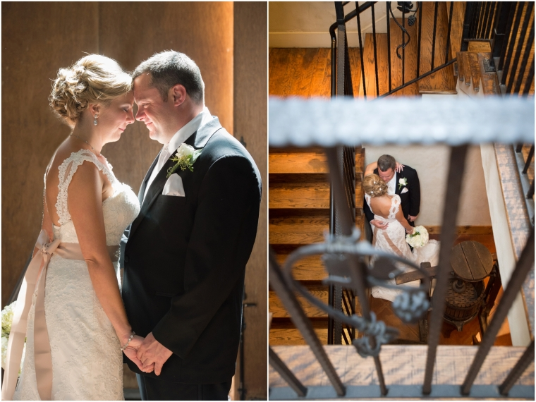Heather & Farron's Destination Wedding at Montaluce Winery in Dahlonaga, GA