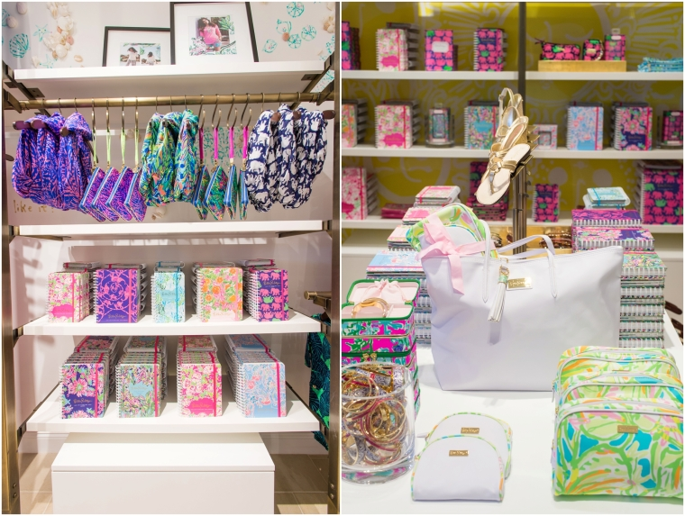 Lilly Pulitzer Store Grand Opening, The Summit Birmingham Alabama
