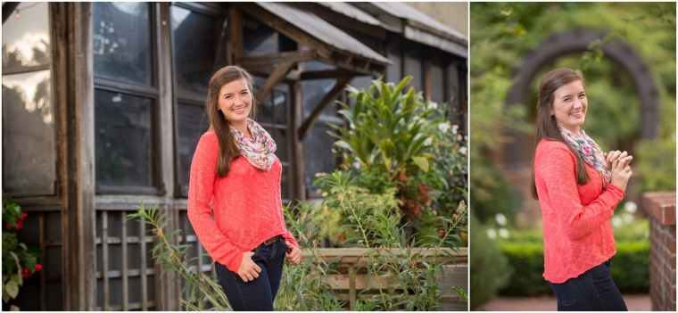 Emma's Senior portraits & family session, Crestline Alabama