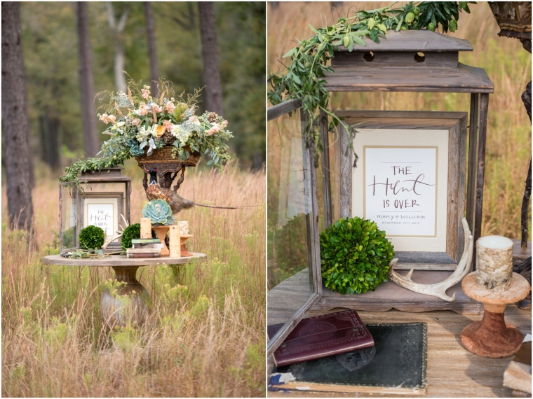 Heather Durham Photography Hunting Lodge Wedding Styled Shoot, Sawtooth Plantation