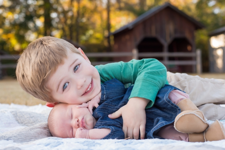 Heather Durham Photography, Newborn and Sibling photography