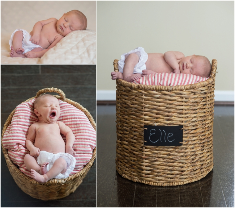 Heather Durham Photography Newborn Photo Session at Home