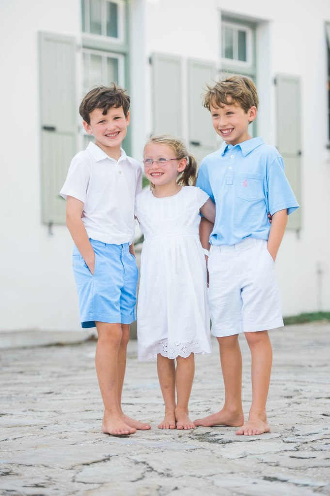 Carr Family Alys Beach Photo Session