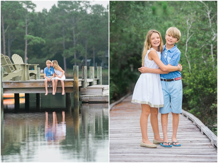 Family Beach Session at Grayton Beach Florida, Heather Durham Photography, 30A photographer