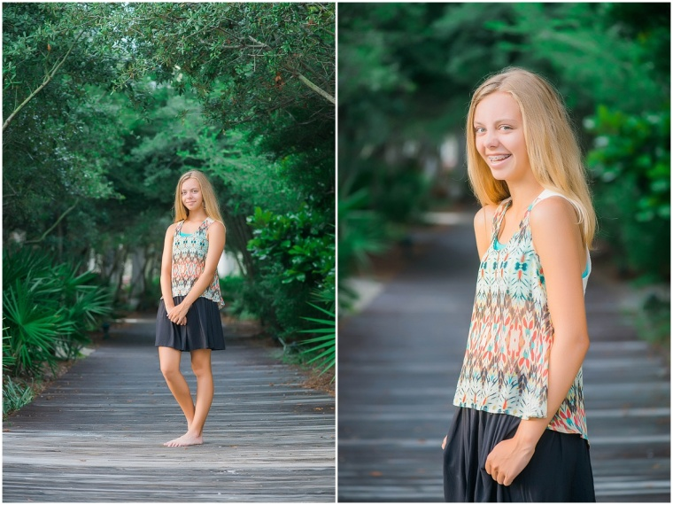 Kylee and Brooklyn's Beach Session at Rosemary Beach, Heather Durham Photography