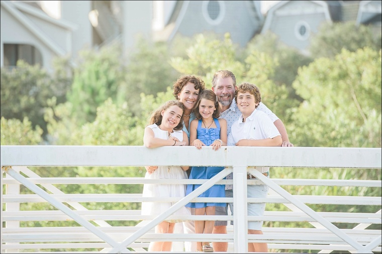 Hogan Family Beach Session at Watersound, Heather Durham Photography