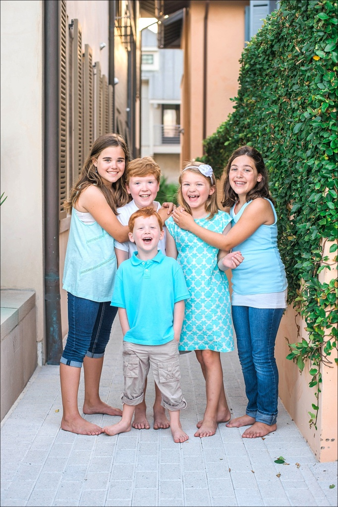Rosemary Beach KIds & Families Photographer