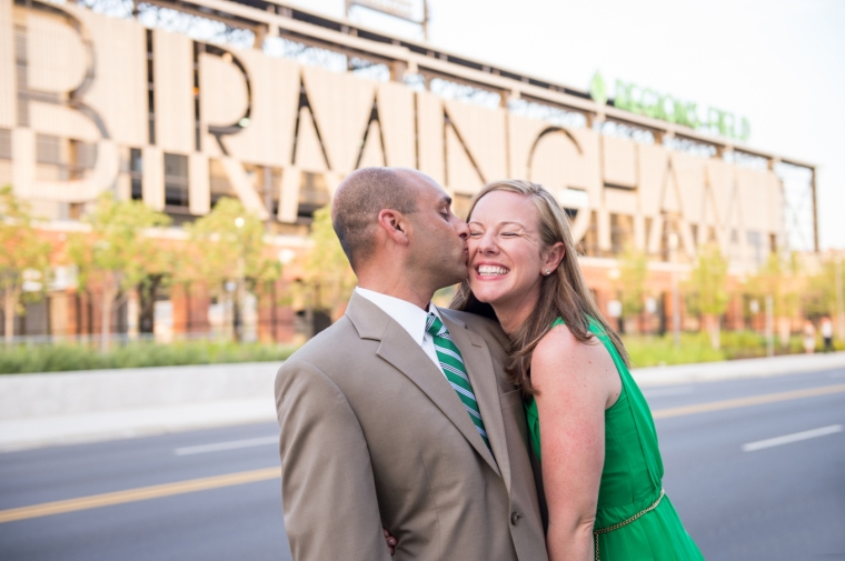Leslie & John's Rehearsal Dinner at Regions Field, Home of the Birmingham Barons
