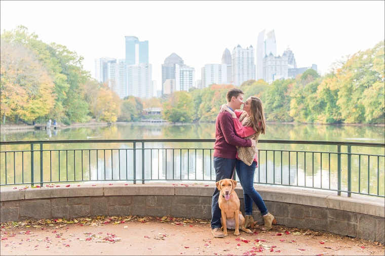 Atlanta Piedmont Park Portrait Session by Heather Durham Photography