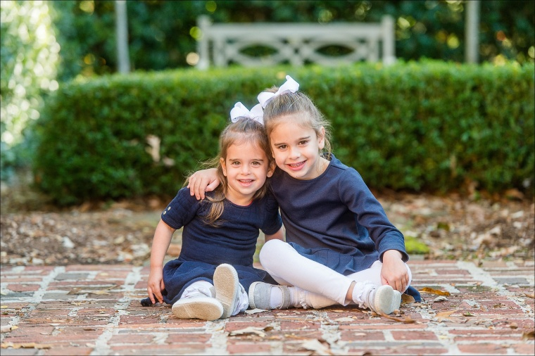Mountain Brook Alabama Family Portrait Session
