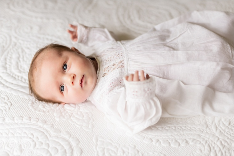 Corr Family Newborn Lifestyle Session by Heather Durham Photography