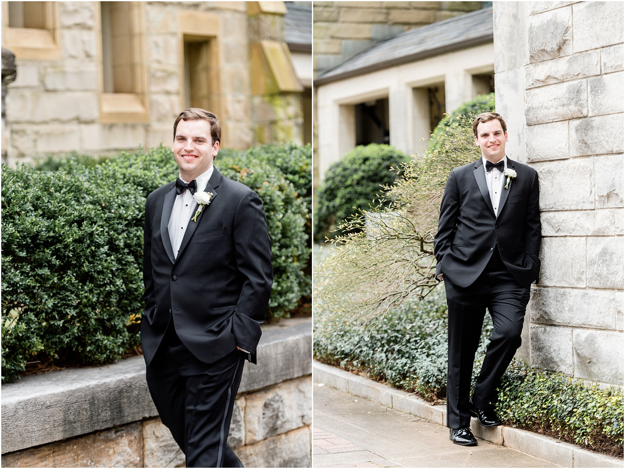 Virginia and Matthew's Birmingham AL Wedding, Cathedral Church of the Advent and Birmingham Museum of Art by Heather Durham Photography