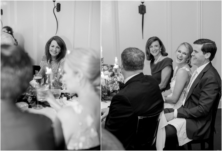 Jane Elizabeth and Taylor's Rehearsal Dinner at Cafe DuPont in Birmingham Alabama by Heather Durham Photography